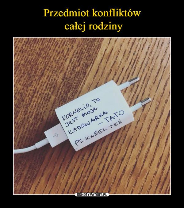 –  KORNELIO, TOJEST MOJAŁADOWARKATATOPs. kabel też