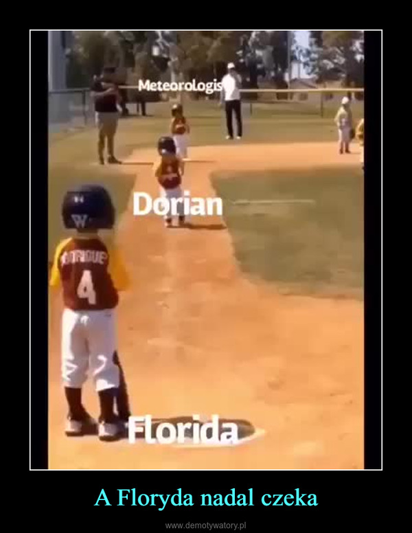 A Floryda nadal czeka –