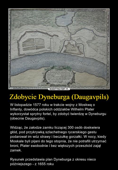 Zdobycie Dyneburga (Daugavpils)