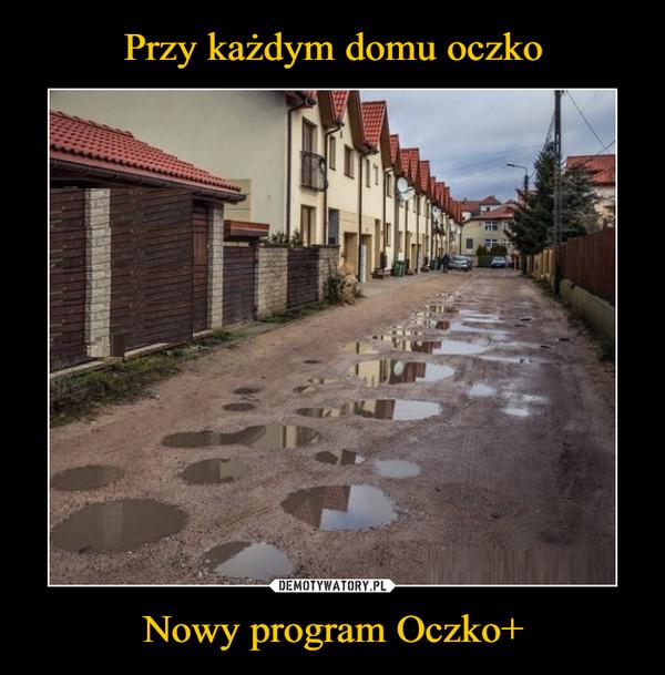 Nowy program Oczko+ –
