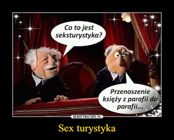Sex turystyka –