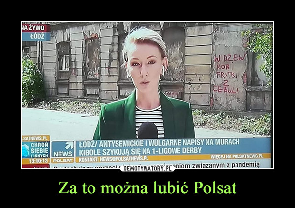 Za to można lubić Polsat –