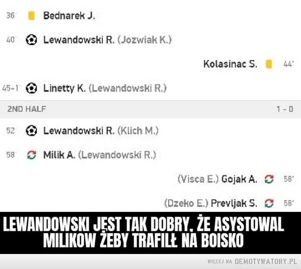 Lewandowski!!! –