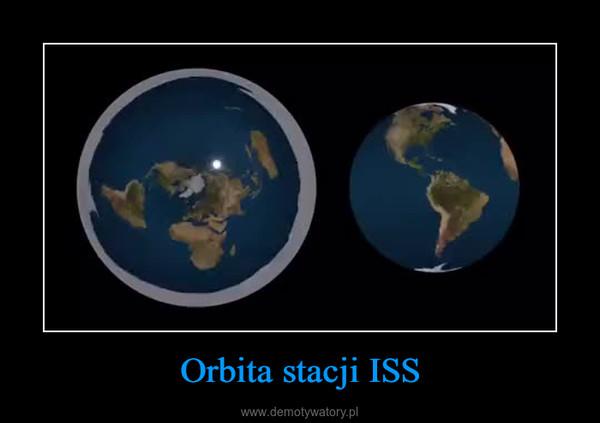 Orbita stacji ISS –