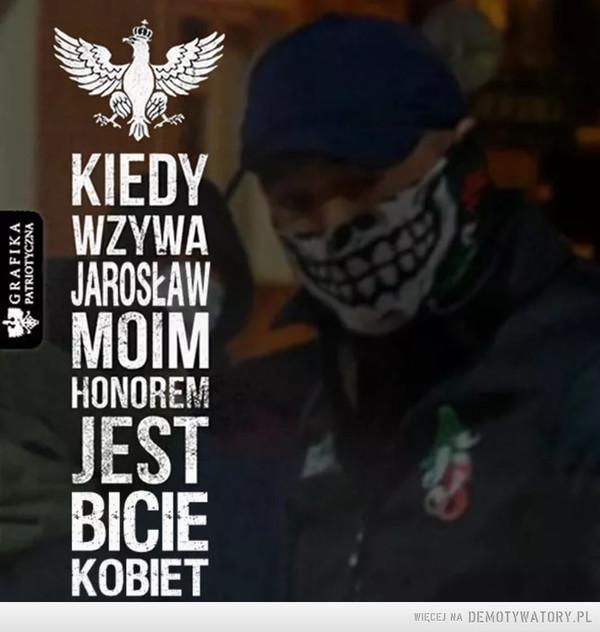 Gdy wzywa Jarosław Kaczyński –