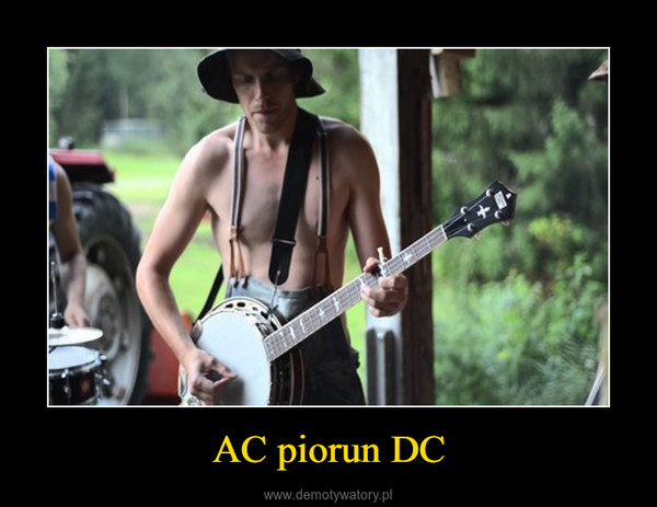 AC piorun DC –