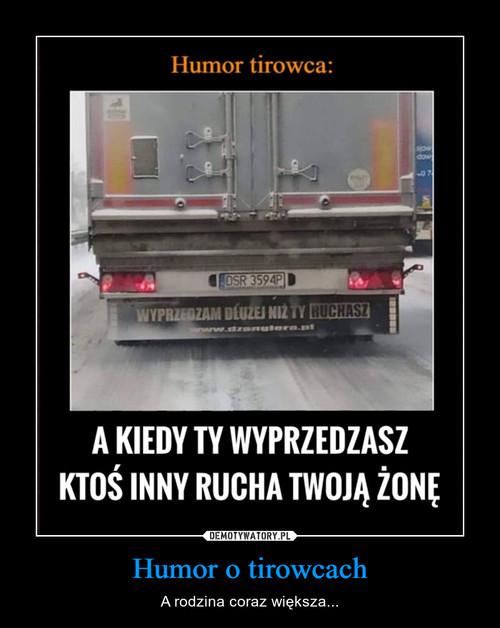 Humor o tirowcach