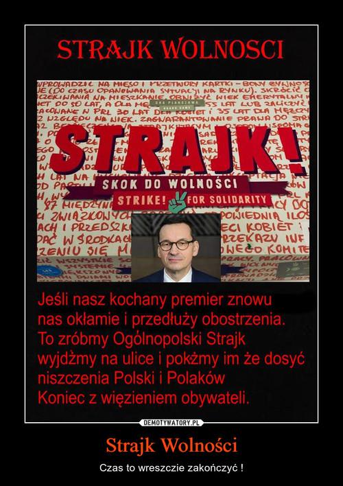 Strajk Wolności