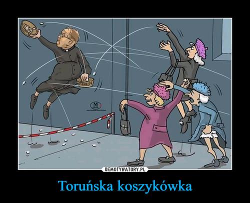 Toruńska koszykówka