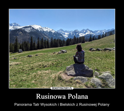 Rusinowa Polana