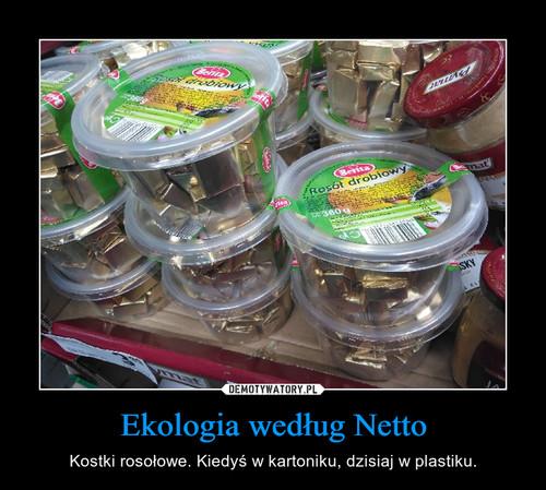 Ekologia według Netto