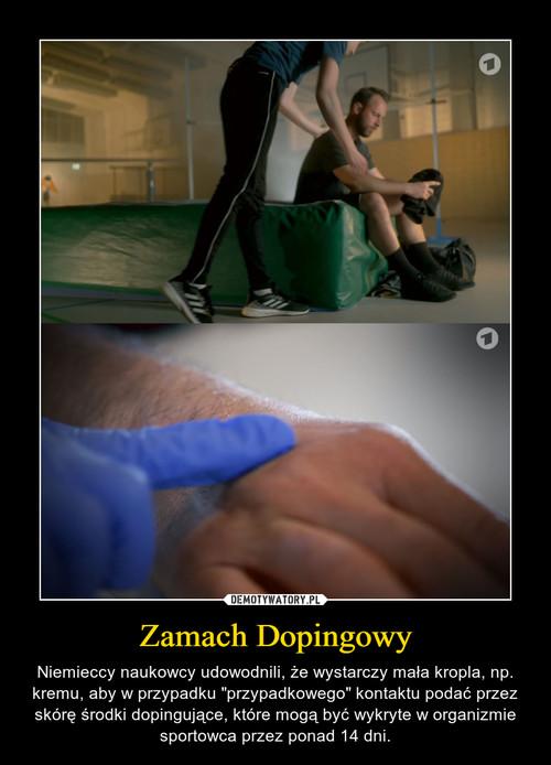 Zamach Dopingowy