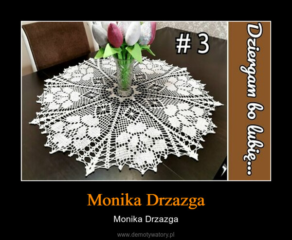 Monika Drzazga – Monika Drzazga