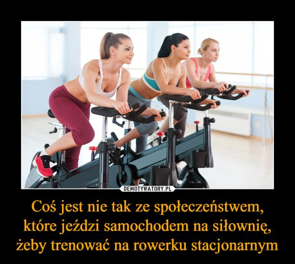 Jak jeździć na rowerze stacjonarnym żeby schudnąć
